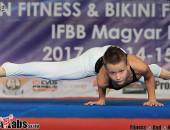 2017 European Children - boys 8-9y