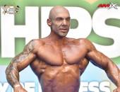 2020 World, Sunday - Master Classic Physique 40-44y
