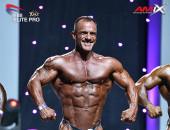 Bodybuilding 90kg - Elite PRO, ACA 2019