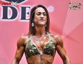 2018 Diamond Madrid, Day 1 - Bodyfitness
