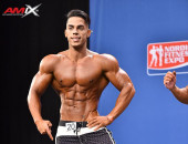 2018 Nordic Elite PRO - Men's Physique