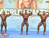 2020 World, Saturday - Bodybuilding Overall