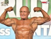 2020 World, Friday - Master Bodybuilding 60y plus