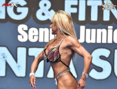 2021 European - Master Bodyfitness 45y plus