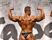 2015 Asian Championships - Bodybuilding 100kg FINAL