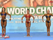 2020 World, Saturday - Master Bodyfitness Overall