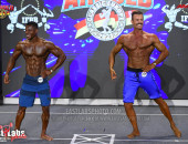 Master Men's Physique Overall