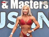2021 European - Master Bikini 35-39y 164cm