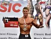 2018 IFBB Fitness Mania - Martin MAŇOVSKÝ