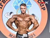 2021 Malta Diamond - Classic Physique