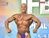 2020 World, Saturday - Bodybuilding 80kg