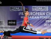 2017 European Children - girls 12y