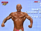 Master Classic Bodybuilding 40-44y