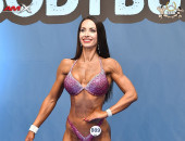 2021 European - Master Bikini 35-39y 164cm plus