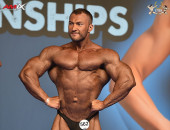 2021 European - Bodybuilding 100kg