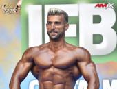 2020 World, Friday - Classic Bodybuilding 175cm