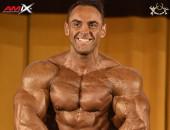2021 Czechia PRO - Elite Bodybuilding 95kg
