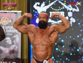 Master BB 45-49y 80kg plus