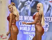 2018 World Master - Bikinifitness OVERALL