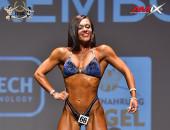 2018 Diamond Luxembourg, Bodyfitness 163cm