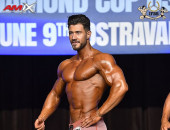 2018 Diamond Ostrava, Muscular MPh