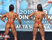Master Bikini Overall - 2019 European Championships