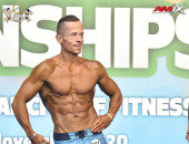 2020 World, Saturday - Men's Physique 173cm