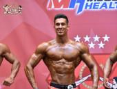 2019 Madrid - Men's Physique 179cm plus