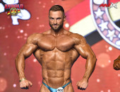 Bodybuilding 95kg plus