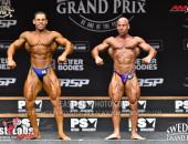 Sweden Grand Prix 2019 - Bodybuilding Overall