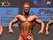 2018 Diamond Luxembourg, Bodybuilding 80kg