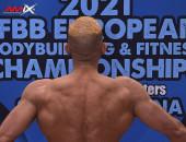2021 European Championships Registration 1