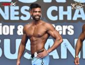2021 European - Men's Physique 182cm plus