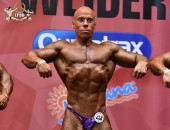 2019 Madrid - Bodybuilding 85kg