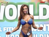 2020 World, Sunday - Master Bikini-Fitness 35-39y 164cm plus