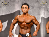 2015 Asian Championships - Bodybuilding 65kg