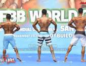 2020 World, Saturday - Men's Physique Overall