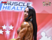 2018 Elite Madrid - Bodyfitness
