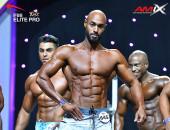 Men's Physique - Elite PRO, ACA 2019