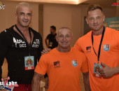 2020 World Championships weight-in