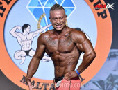2021 Malta Diamond - Men's Physique 182cm