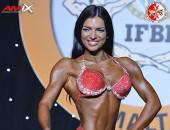 2018 IFBB Malta - Veronika FAKTOROVÁ