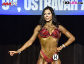 2018 Diamond Ostrava, Junior Bikini
