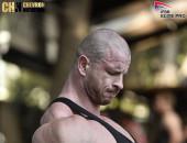 Na tréningu s Krížom - 2021 Mr. Universe PRO