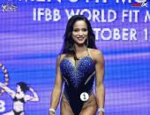 2020 World FitModel Championships - 163cm