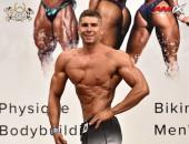 2020 FMC - Men's Physique 180cm