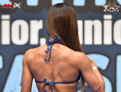 2021 European - Junior Bikini 21-23y 160cm