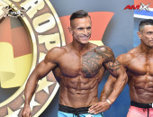 2020 ACE - Muscular Men's Physique Open