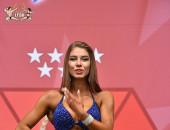 2019 Madrid - Junior Bikini