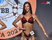 2021 Malta Diamond - Master Bikini